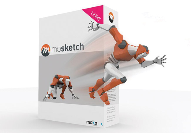 Moka Studio – quick & easy 3D character animation software