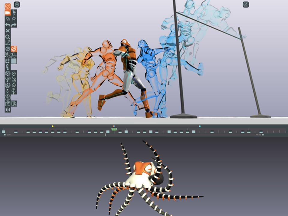Moka Studio – quick & easy 3D character animation software
